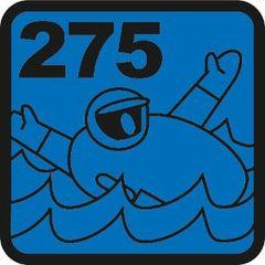 Reddingsvesten 275N