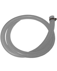 1.5m bilgepomp slang met slangklem voor 19mm
