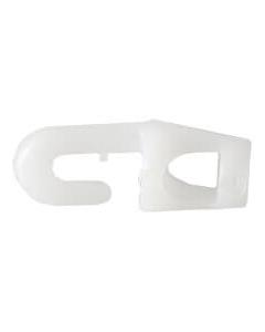 3-4mm elastiek haak