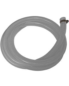 3m bilgepomp slang met slangklem voor 19mm