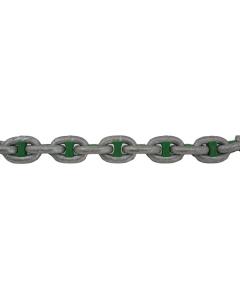 6mm ankerketting markering 14 stuks groen