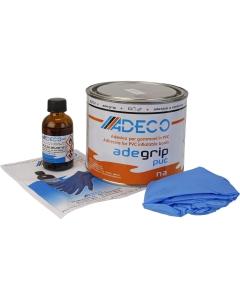Adeco Adegrip PVC rubberboot lijm 2 componenten 500g