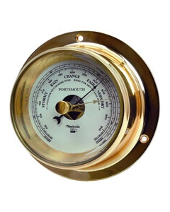 Barometer Portmouth 12cm