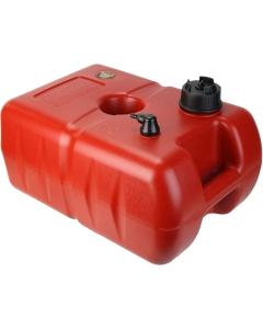Brandstoftank buitenboordmotor 22 liter met meter