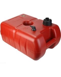 Brandstoftank buitenboordmotor 30 liter met meter