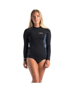 C-Skins Solace UV rash vest long sleeve dames