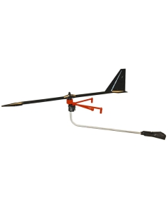 Cat Hawk wind indicator