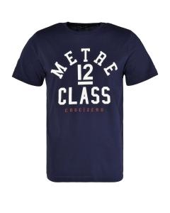 Code Zero 12M Class T-shirt Men Navy