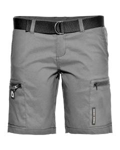 Code Zero Luff Short Grey