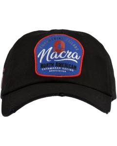 Code Zero Nacra Cap zwart