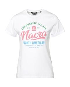 Code Zero Nacra Empowering T-shirt Women wit