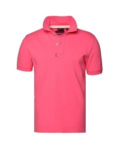 Code-Zero Shore Polo Knockout Pink