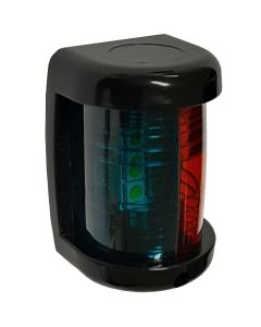 Combi navigatielicht LED 59x42mm bb en sb tot 12m zwart