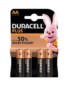 Duracell AA Plus Power batterijen set