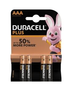 Duracell AAA Plus Power batterijen set
