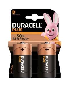 Duracell D Plus Power batterijen set