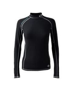 Gill Pro Rash Vest Long Sleeve dames