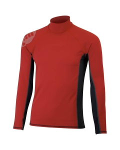 Gill Pro Rash Vest Long Sleeve junior rood