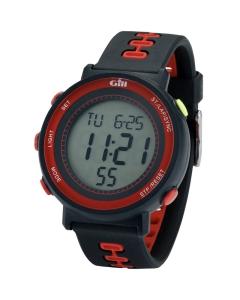 Gill Race watch zwart