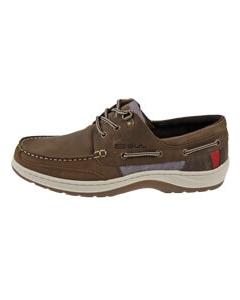 Gul Falmouth Leather deck shoe