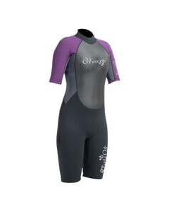 Gul G-Force 3mm FL Shorty Wetsuit dames