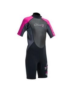 Gul G-Force 3mm FL Shorty wetsuit meisjes