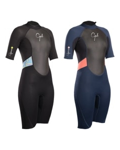 Gul Response 3/2 FL shorty wetsuit dames