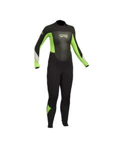 Gul Response 4/3 BS wetsuit junior