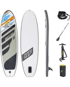 Hydro Force Sup board White cap set