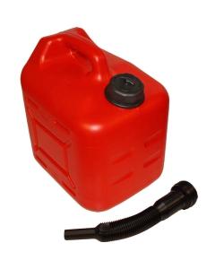 Jerrycan met schenktuit 15 liter