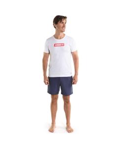 Jobe Casual Logo T-Shirt Wit