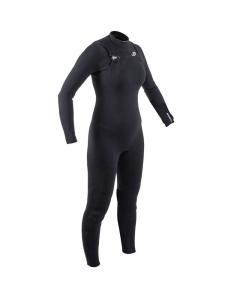JS Fistral Super Flex 5/4 BS front zip wetsuit dames
