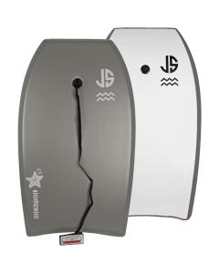 """JS Rockpool 33"""" Bodyboard kind grijs"""