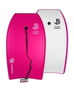 """JS Rockpool 33"""" Bodyboard kind roze"""