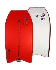 "JS Tahiti 36"" Bodyboard rood"