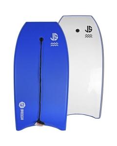 "JS Tahiti 42"" Bodyboard blauw"