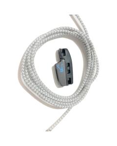 Laser hangband verstelsysteem