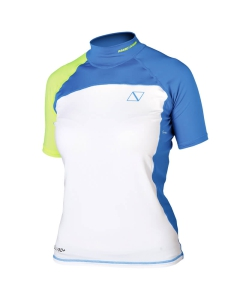 Magic Marine Energy rash vest short sleeve dames