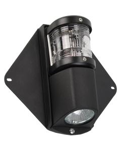 Mast toplicht met dekverlichting tot 20m