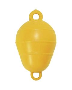 Meerboei 42x25cm geel