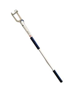 Mooring hook Rvs met telescopische steel 125-214cm