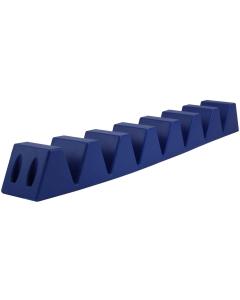 Multifender 59x7x6.5cm blauw