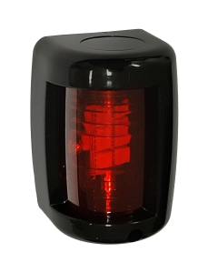 Navigatielicht LED 59x42mm bakboord tot 12m zwart