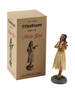Northcore hula girl dashboard doll