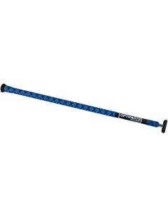 Optimist Helmstokverlenger 60cm x 20 mm X-gripped blauw