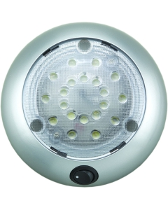 Plafondlamp boot LED 12-24 volt 140mm