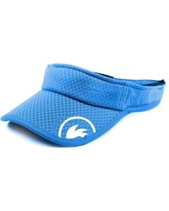 Rooster Aeromesh visor blauw