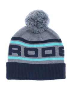 Rooster Recycled Knit Beanie Grijs