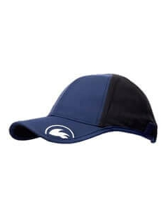Rooster Structured Cap Blauw