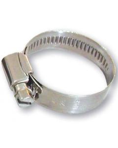 Rvs slangklem 14-27mm